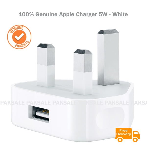 Genuine Apple Charger