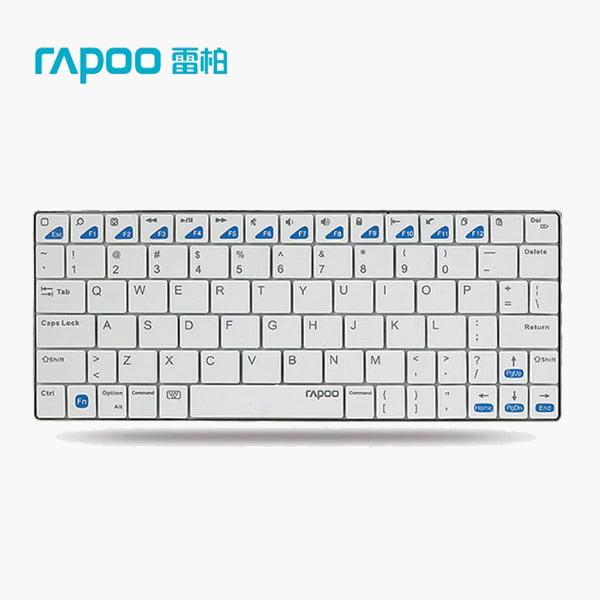 rapoo e6500 bluetooth keyboard