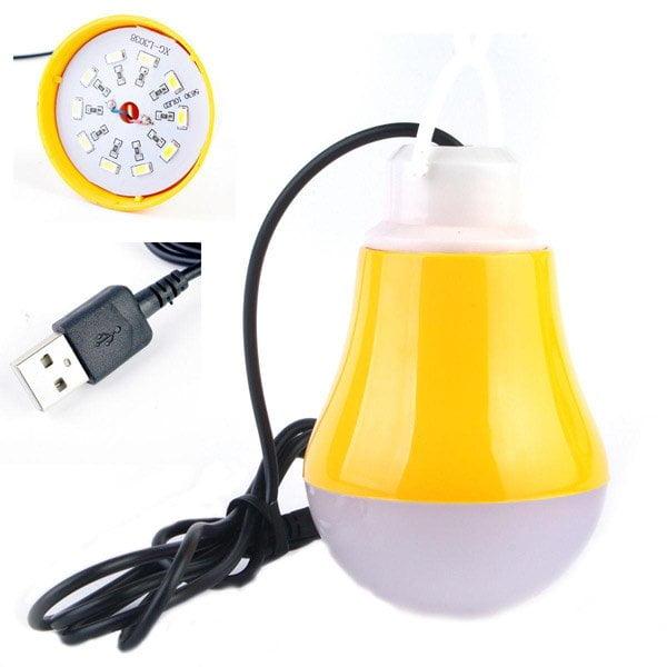 DC 5W USB Led Bulb Image