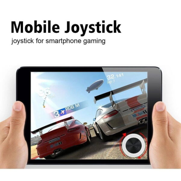 Game controller joystick for smartphone