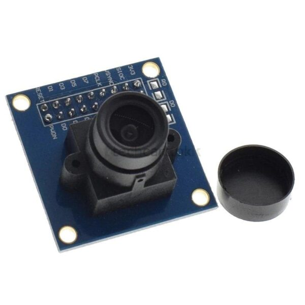 OV7670 camera module for arduino