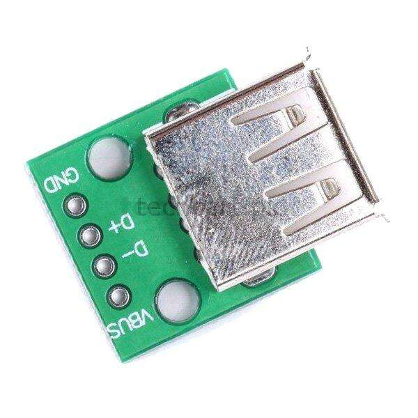 USB To DIP 2.54MM PCB Board Adapter