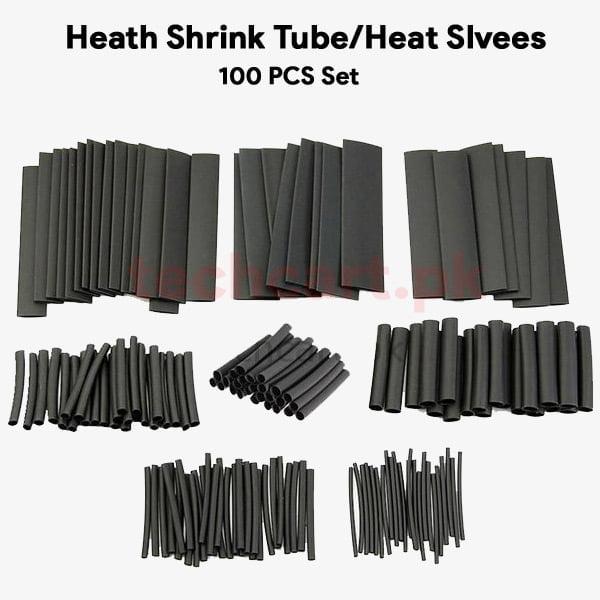 100pcs heat shrink tube kit