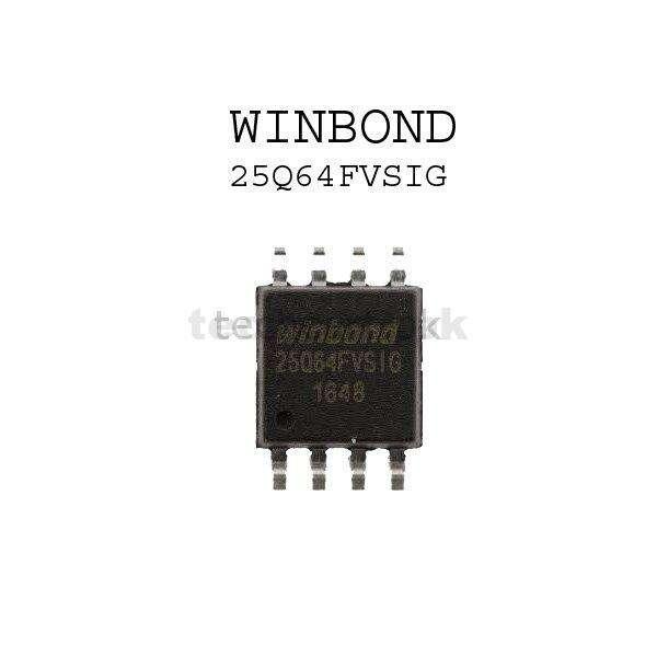Winbond 25Q64FVSIG