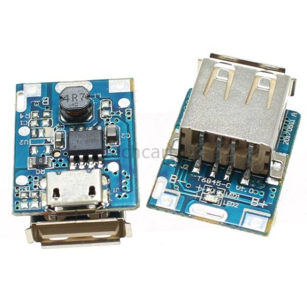 boost converter charging board