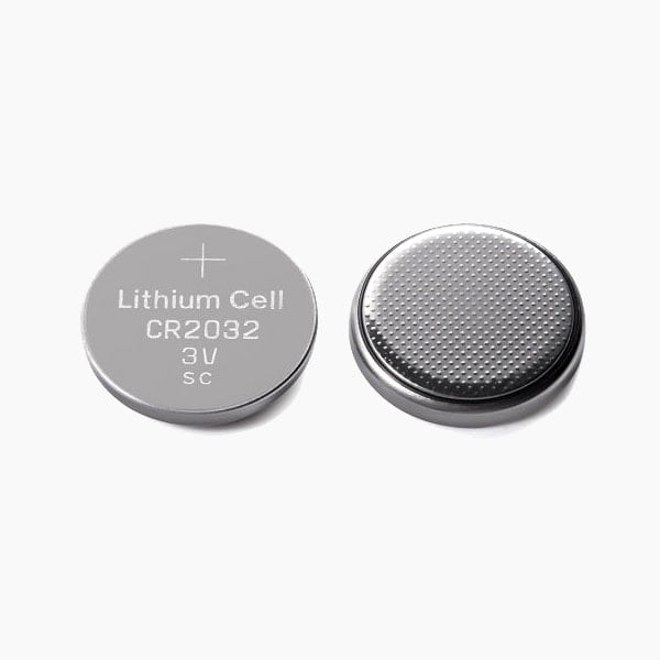 cr2032 lithium cell button battery