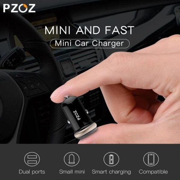 pzoz car charger
