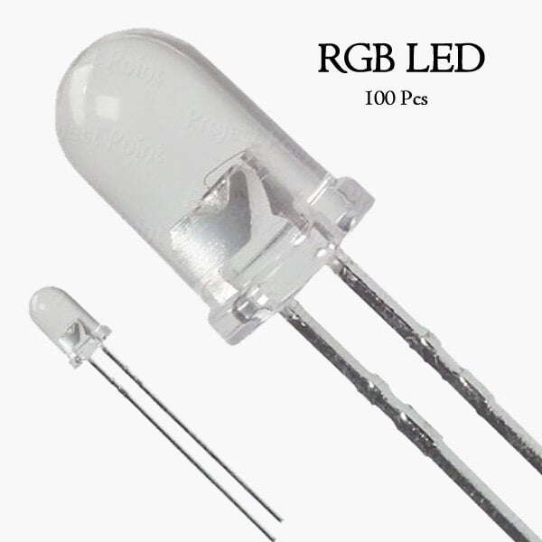 RGB Multicolor 5MM Led Light