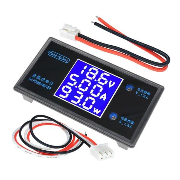 digital Voltage Meter amp meter