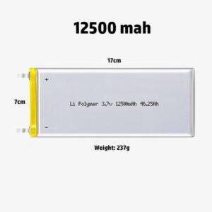 High Power Lipo Battery