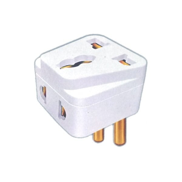 3 Pin Socket Plug