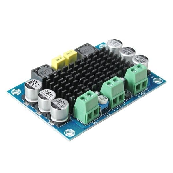 100w audio amplifier