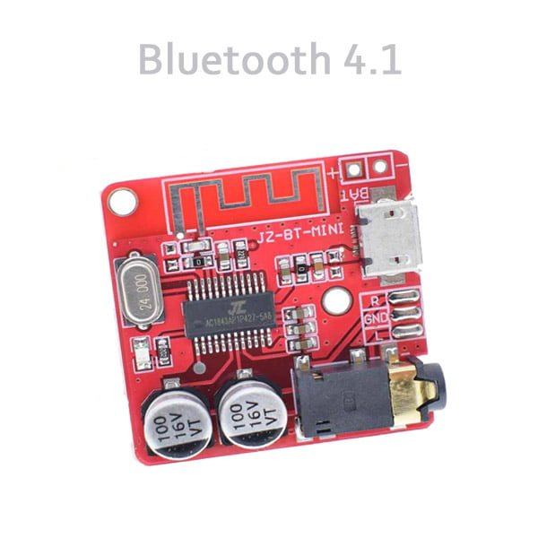 Mp3 Wireless Bluetooth Module
