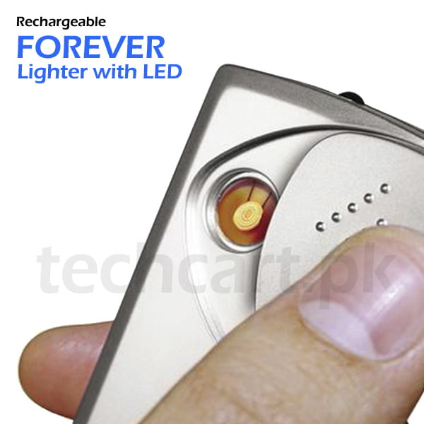 rechargeable usb lighter with LED