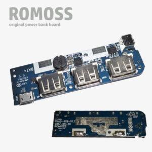 Romoss power bank board