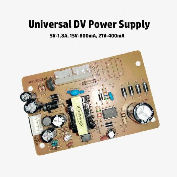 Universal DVB Power Supply