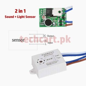 photocell voice sensor