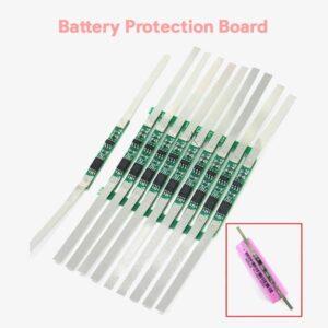 3.7v battery protection module