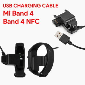 band 4 charging cable