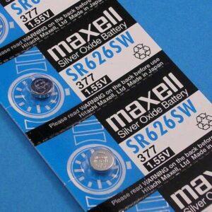 sr626sw silver oxide battery