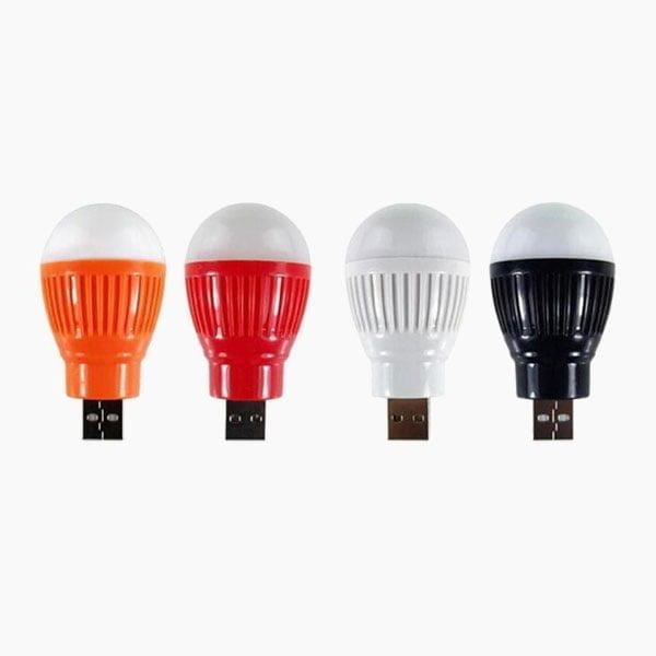 5v mini usb led bulb