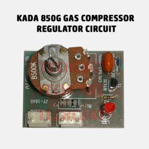 kada 850g gas compressor regulator circuit module