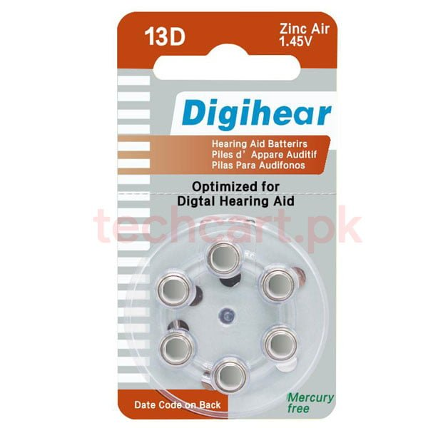 13d-hearing-aid-battery