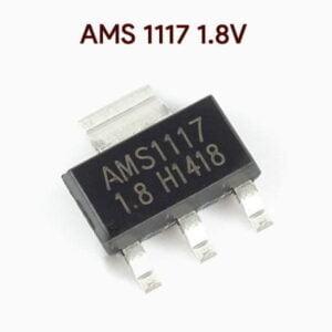 AMS 1117 1.8v Fixed Voltage Regulator