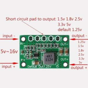 dc step down module buck converter mp1495
