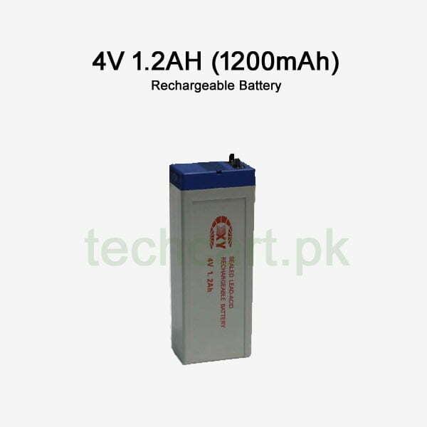 4v 1.2ah lead acid battery