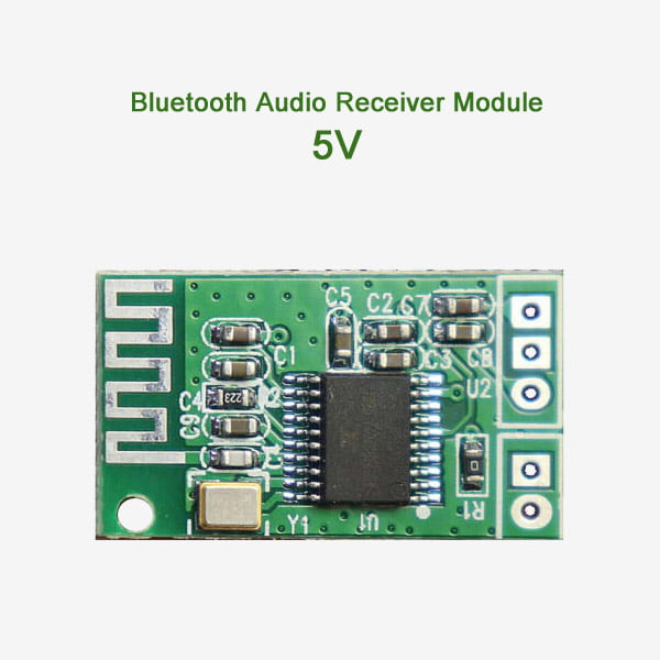bluetooth audio receiver module 5v